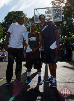 Luol, Stefan & Scottie