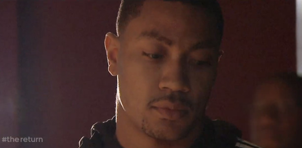 Derrick Rose the Return Episode 1