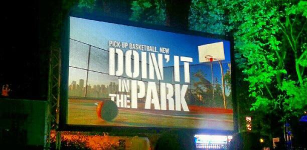 Doin it in the Park London
