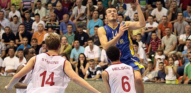 England U18s vs Bosnia & Herzegovina