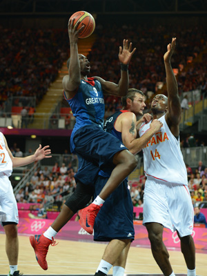 British Basketball Receives No Funding from UK Sport in Run Up to 2016
