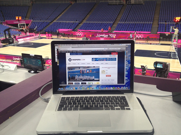 Random Thoughts London 2012 Olympics Basketball