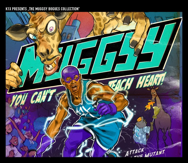 K1x The Muggsy Bogues Collection
