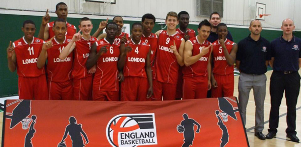 London U15 Regional Tournament 2012