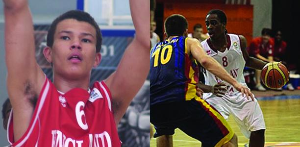 Luke Nelson Tyrell Isaacs Basketbal Without Borders