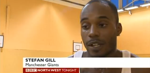 Manchester Giants BBC Feature
