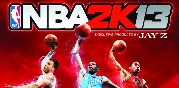 NBA 2K13 Game