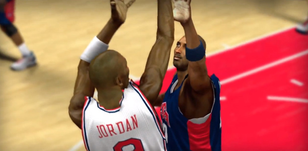 NBA 2k13 Team USA vs Dream Team Trailer