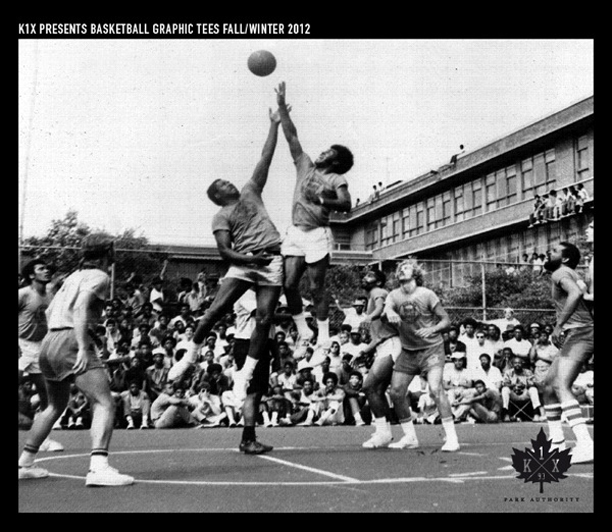 K1X Basketball Graphic Tees