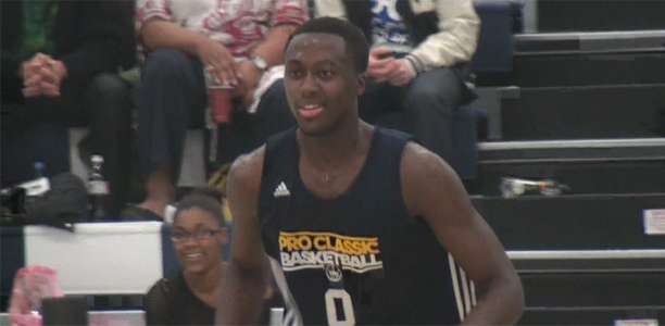 Abodunrin Gabe Olaseni Killin' at The Pro Classic!