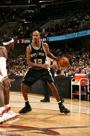 Bruce Bowen San Antonio Spurs