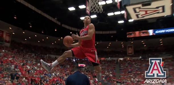 Gabe York Arizona Red and Blue