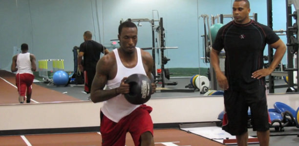 Josh Howard Workout