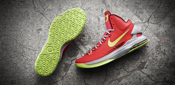 Nike KD 5 Kevin Durant Sneaker