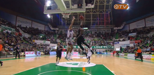 Top 10 Dunks of the 2012-13 Euroleague Season!