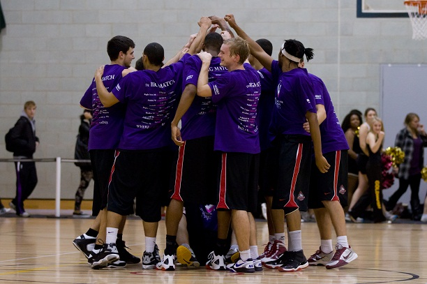 Loughborough University Basketball Team