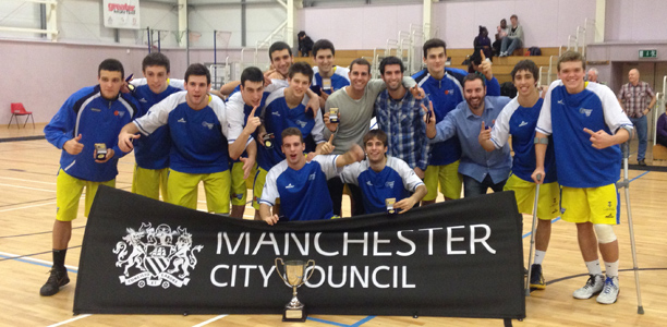 CB Cornella Haris Tournament 2012 Champions