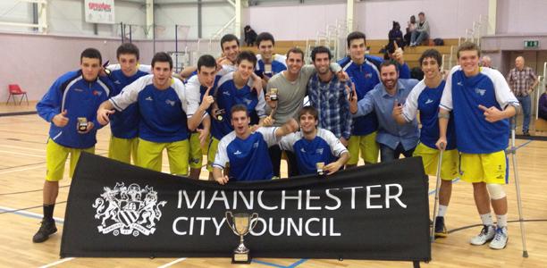 CB Cornella Haris Tournament 2012 Champions