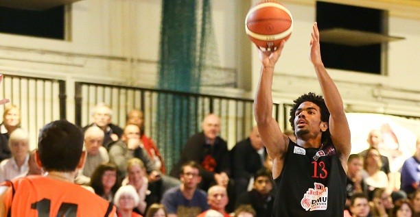 Connor Washington Career High vs Mersey Tigers