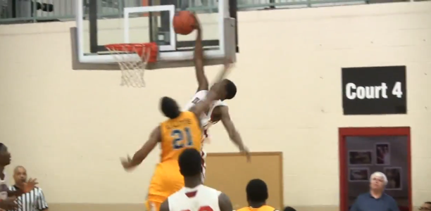 Demarcus Croaker Crazy Mix – Murray State Commit!