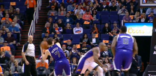 Jimmer Fredette Fake PJ Tucker