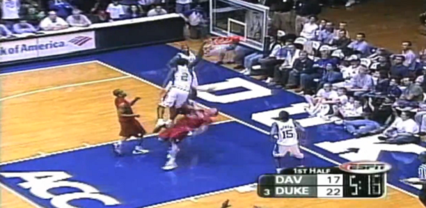 Luol Deng at Duke