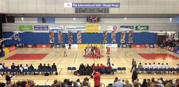 2013 EBL National Cup Final