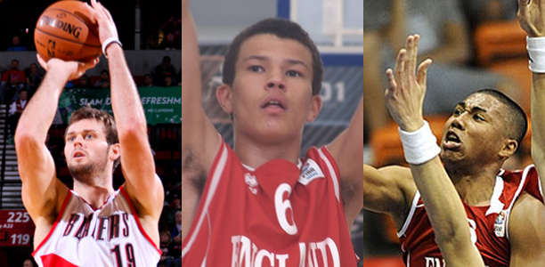 England Basketball Players of the Year 2012