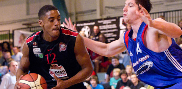 Jamell Anderson Leicester Riders