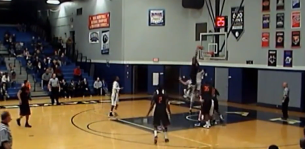 Mike Parker Poster Dunk