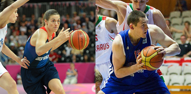 Stafford, Fraser Win British Basketball Awards