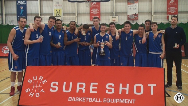 Bristol Academy Flyers National Cup Champions