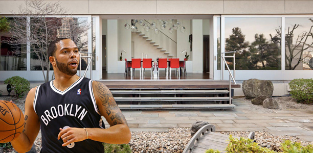 Deron Williams' Apartment