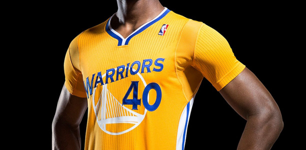 Golden State Warriors Adidas New Jersey