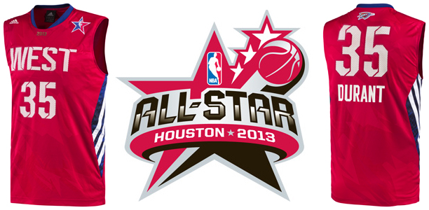 sale retailer 8fdbd 8cf47 Win A Kevin Durant & Kobe Bryant NBA All Star Jersey ...