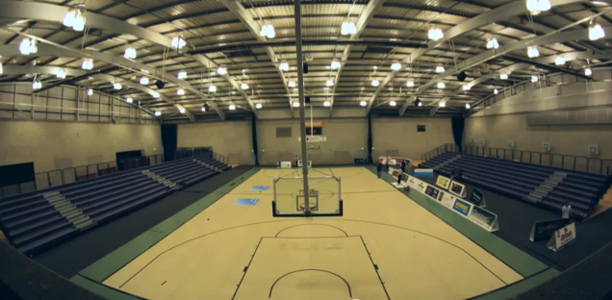 Leicester Riders Sky Sports Game Time Lapse Loughborough