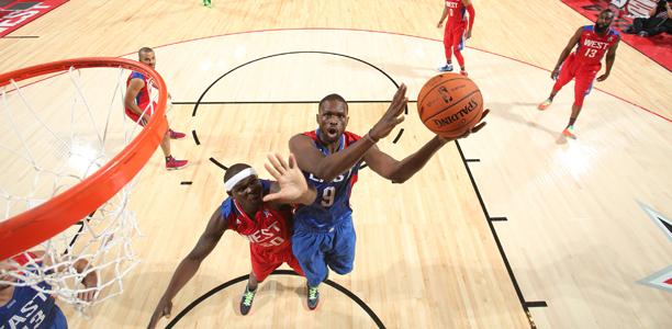 Luol Deng NBA All Star