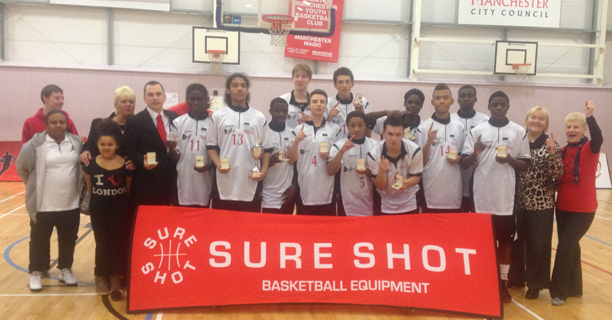 NASSA 2013 U16 National Cup Champions