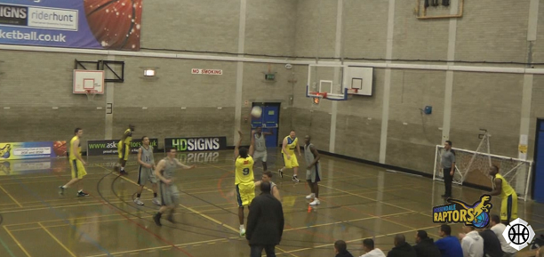 Steve Gayle Goes OFF! 58 Point Triple Double (+7 Steals!) vs Birmingham!