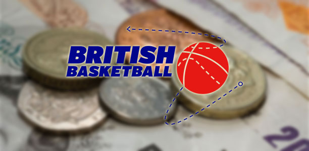 British Basketball funding