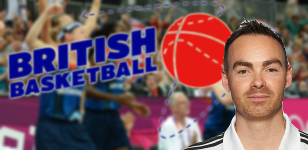 Damian Jennings GB Womens Coach