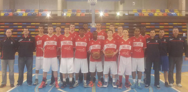 England U16s Return from Spain Winless