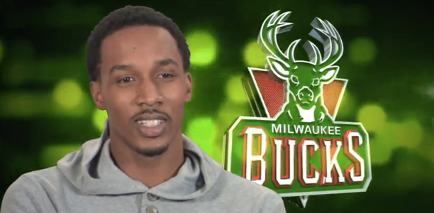 Post image for Brandon Jennings Predicts Milwaukee Wins in 6, Wade Not Impressed!