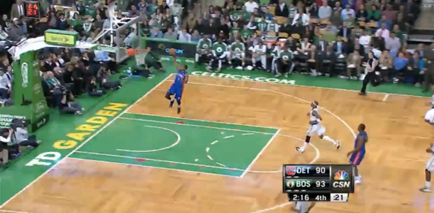 brandon knight misses wide open layup