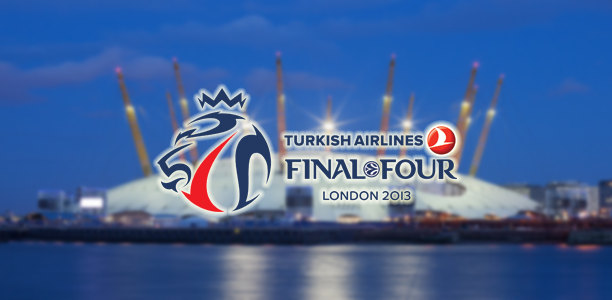 Post image for Win A Pair of Tickets to the 2013 Turkish Airlines Euroleague Final Four London!
