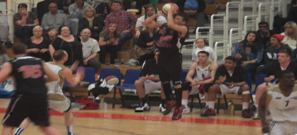 Luke Nelson Battles Cramp to Come Up Huge Down the Stretch vs Essex!