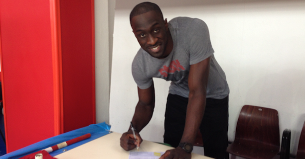 Post image for Pops Mensah-Bonsu Joins Italian Side Milano For Remainder of Season