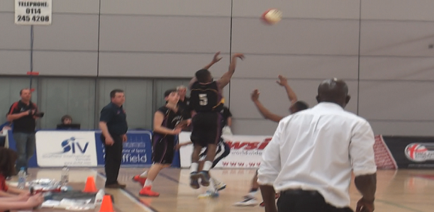 Post image for Benjamin Nkossi Hits the Crazy Fadeaway 3 at the Buzzer to Send it to OT!