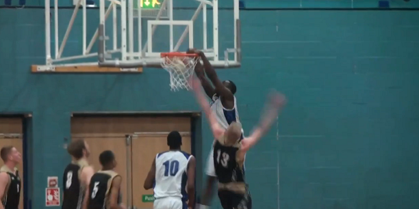 Rowell Graham Putback at U19 Final Fours