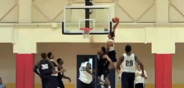 Aaron Gordon Alley Oop USA Basketball